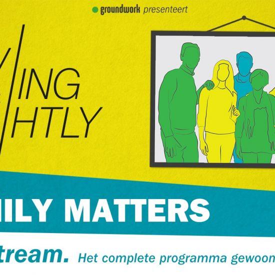 Living Lighty 2020: Family Matters (kijk de livestream terug)