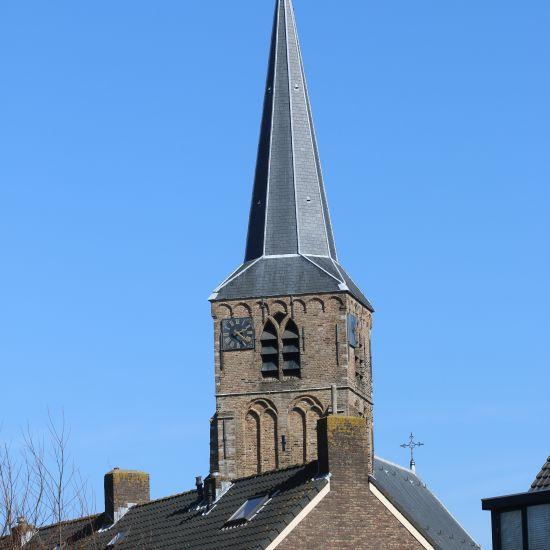 Oude kerk open tijdens advent
