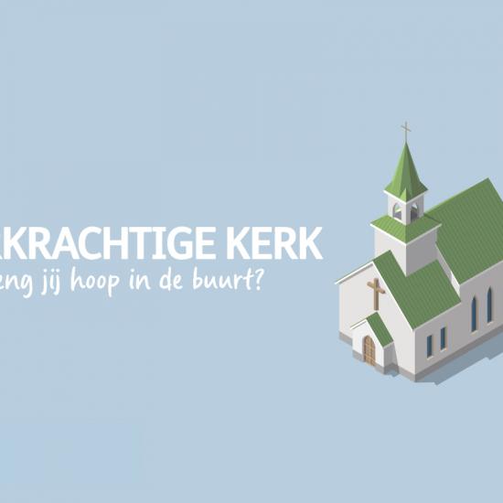 Inspiratieavond Veerkrachtige Kerk