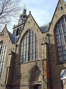 Vesper vanuit de Sint Jan in Gouda