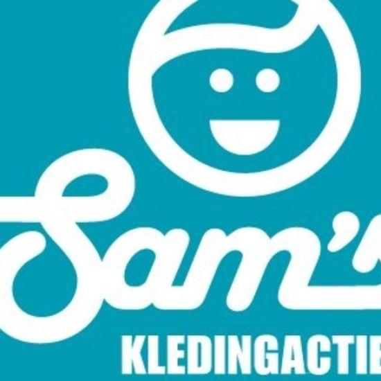 Sam's kledingactie voor Mensen in Nood