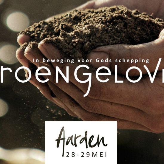 GroenGelovig 2021, Online, Livestream