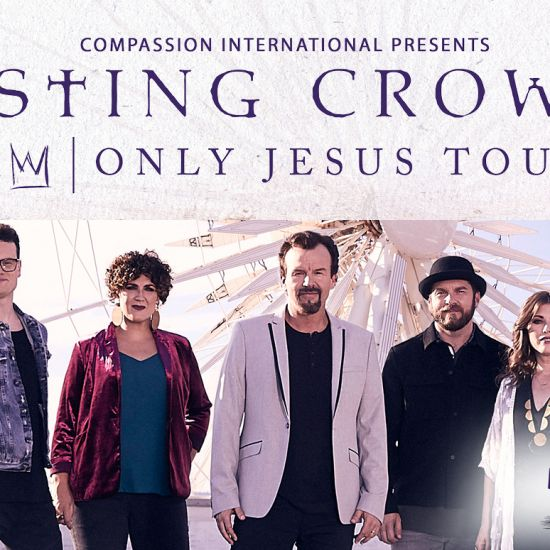 Casting Crowns terug in Rotterdam