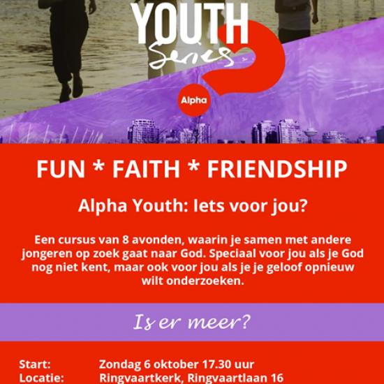 Interkerkelijke Alpha Youth in Nieuwerkerk a/d IJssel