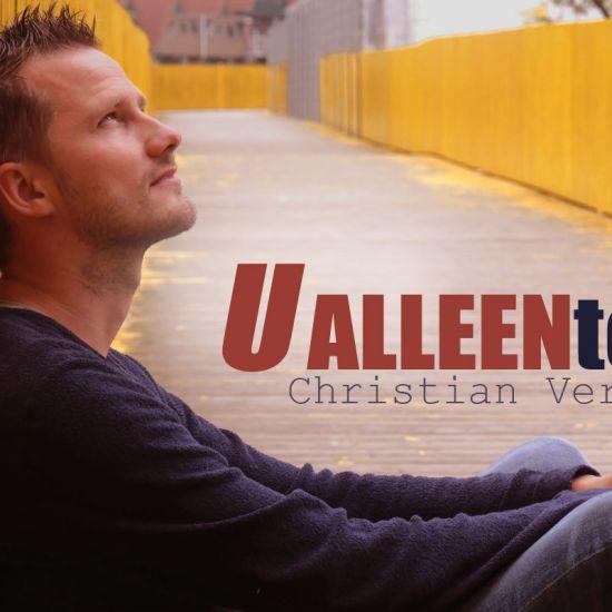 Christian Verwoerd 'U Alleen'