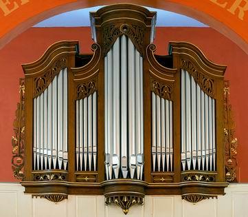 Orgelmarathon tijdens Nationale Orgeldag