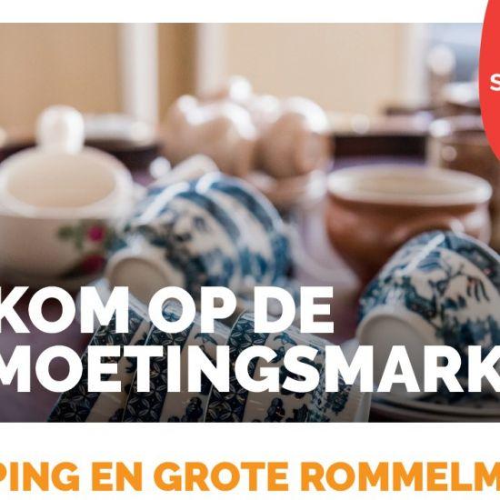 Comité IJssel en Lek organiseert een verkoping voor stichting Ontmoeting.