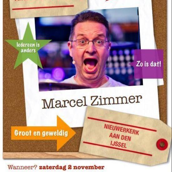 Kinderconcert met Marcel Zimmer
