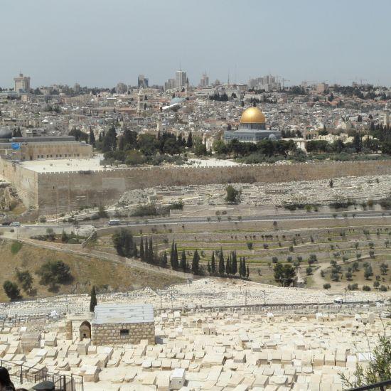 Informatiebijeenkomst over jongerenreis naar Israël en Palestina (zomer 2020)