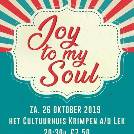 """Joy To My Soul"" Devotion Gospel Choir in concert"