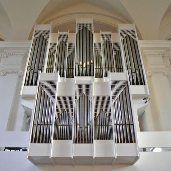 Orgelconcert met Marc Schippers, Toon IJzerman en Wouter van der Wilt