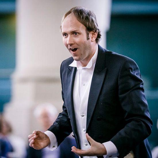 Jubileumconcert Patrick van der Linden