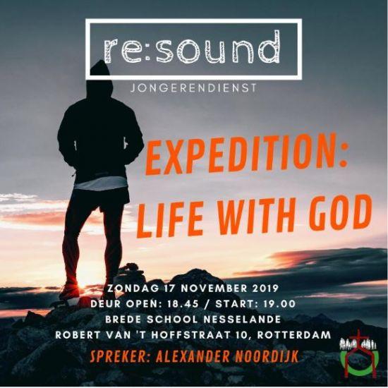 RE:SOUND Jongerendienst met Alexander Noordijk