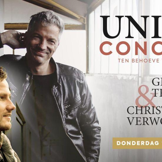 Uniek concert met Christian Verwoerd en Gerald Troost!