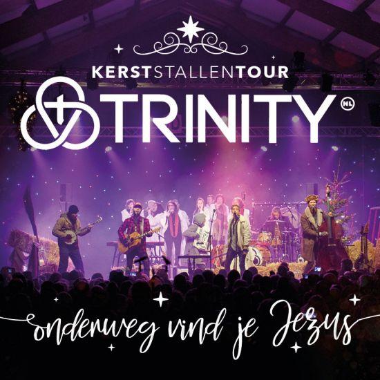 Extra concert Trinity: Kerststallentour