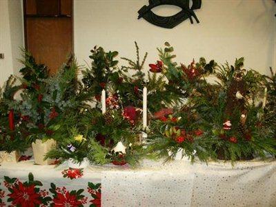 Kerstmiddag voor ouderen