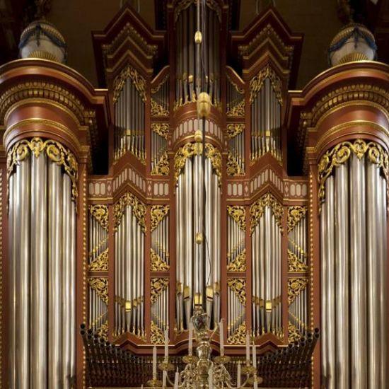 Benefietconcert voor orgelfonds Laurenskerk Rotterdam
