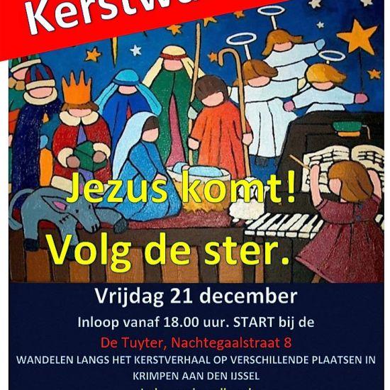 Kerstwandeling Krimpen aan den IJssel