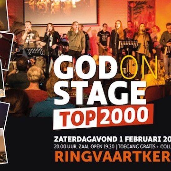 GodOnStage Top2000 Event