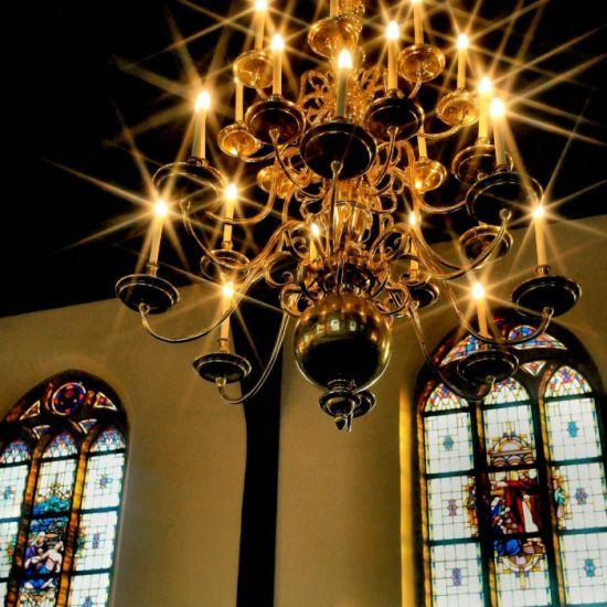 Oude Kerk open op Kaarsjesavond