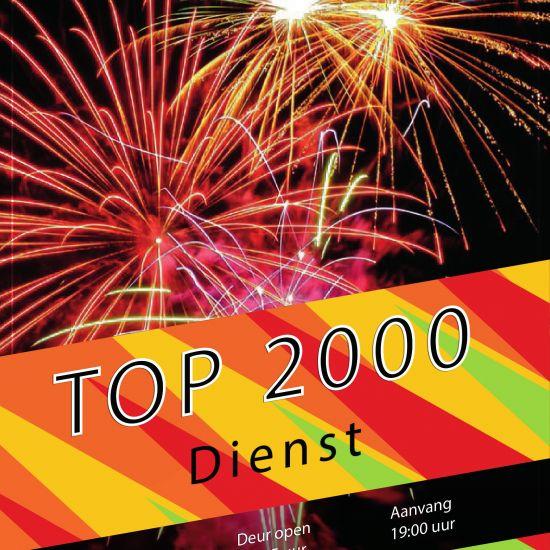 TOP2000 Kerkdienst in de Oosterkerk