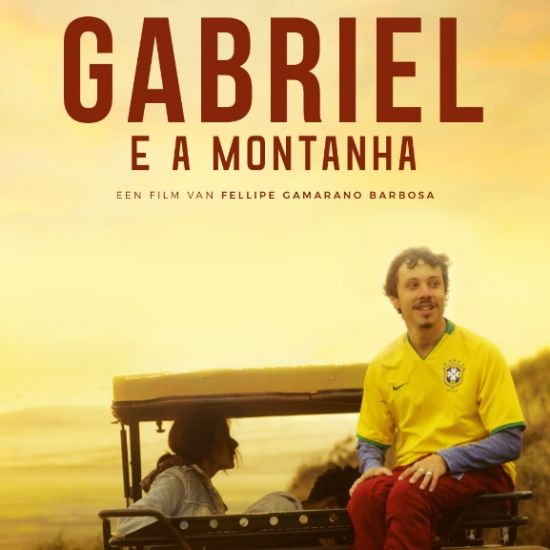 Filmhuis Open hof 'Gabriel e.a. Montanha'
