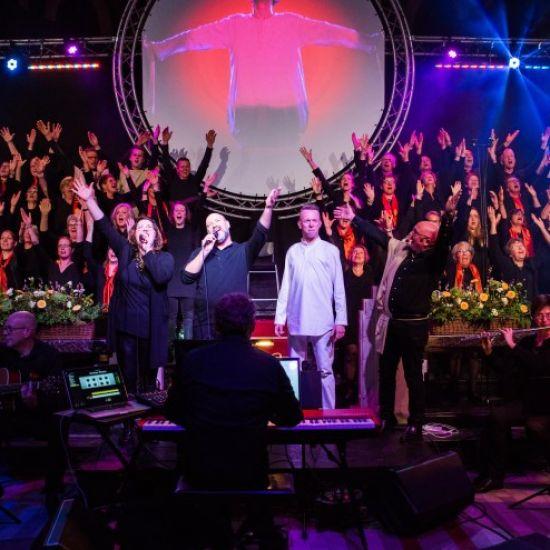 Messiah de Musical - Gospelkoor El Shaddai