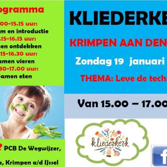 Kliederkerk in Krimpen a/d IJssel