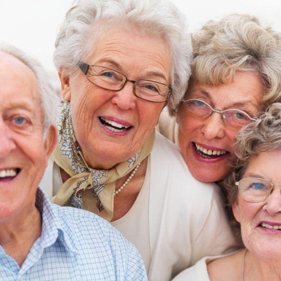 Ontmoetingsdag voor ouderen