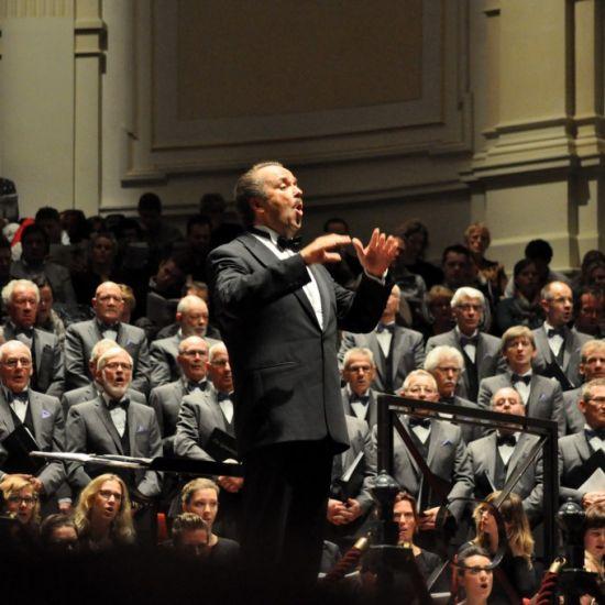 Orgel- en samenzangavonden Martin Mans