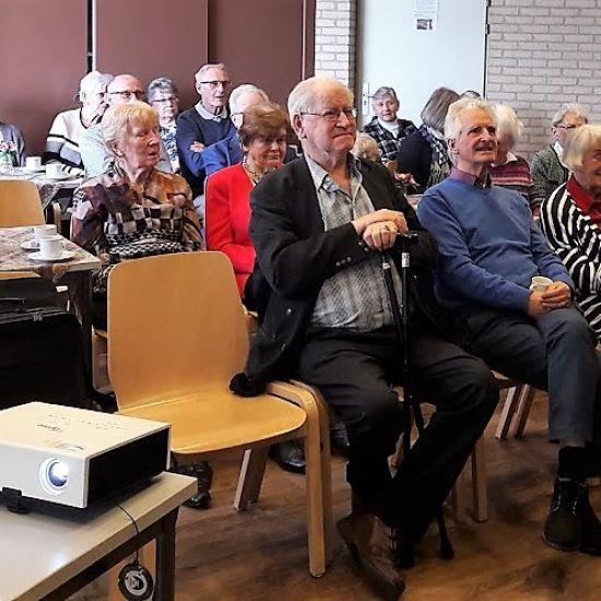 Ledenvergadering Katholieke Bond voor Ouderen (KBO)