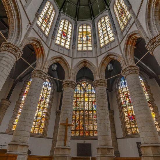 Avondgebed in de Sint Jan