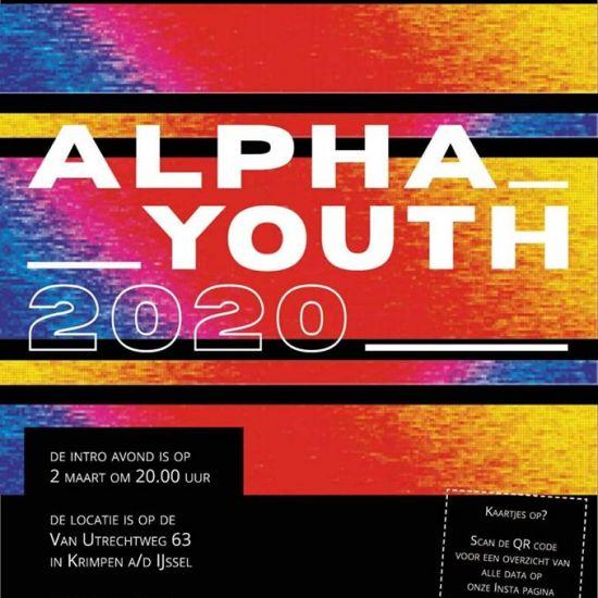 Youth Alphe cursus Krimpen a/d IJssel