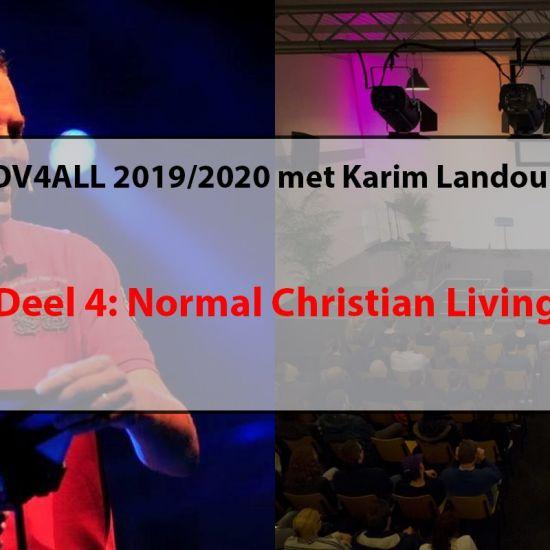 AFGELAST Laatste TOV4ALL met Karim Landoulsi