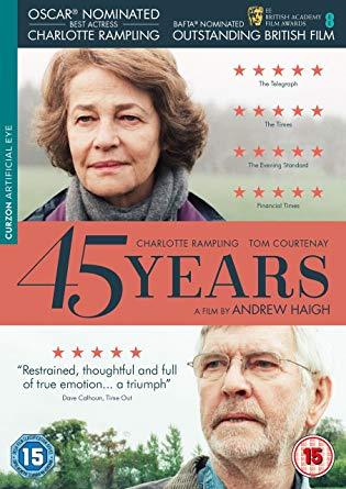 Filmhuis Open Hof '45 Years'