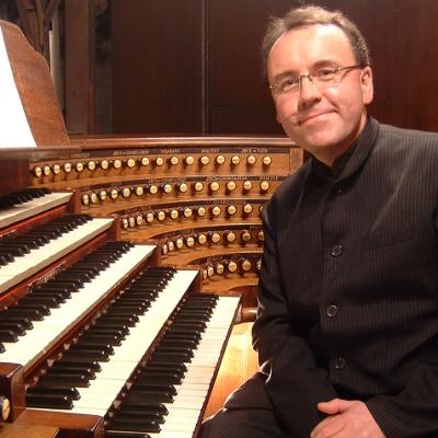 Orgel Special met David Briggs de Laurenskerk