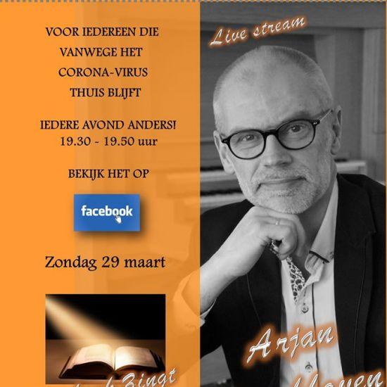 #FacebookZingtopZondag met Arjan Breukhoven