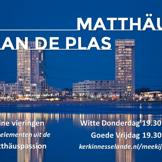 'Matthäus aan de Plas'