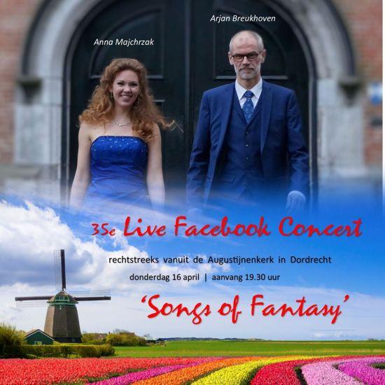 Arjan Breukhoven 'Songs of Fantasy'