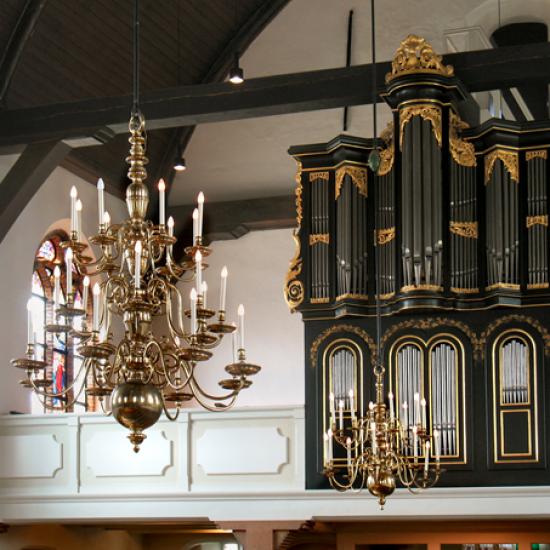 Orgelbespeling Koningsdag