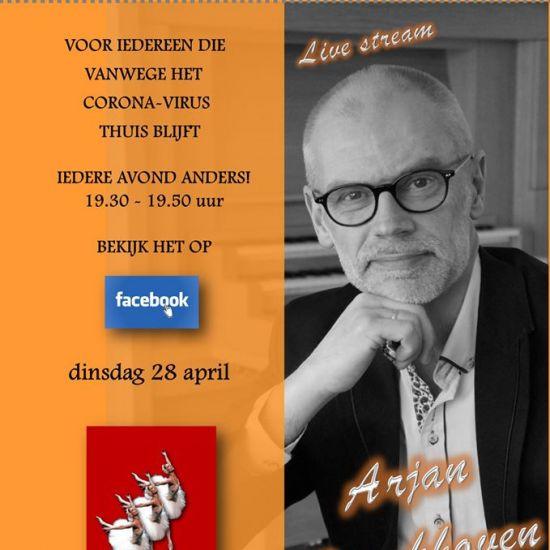 47e #LiveFacebookConcert met Arjan Breukhoven