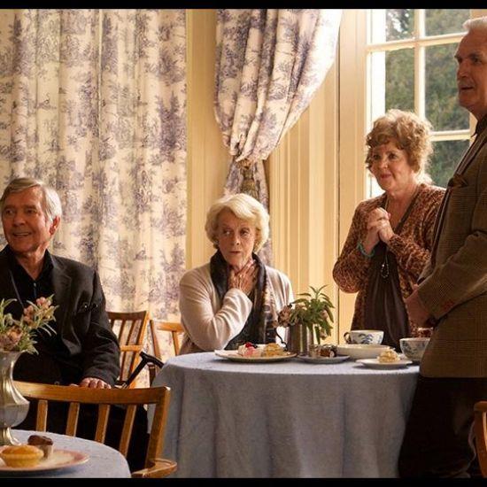 Quartet van regisseur Dustin Hoffman