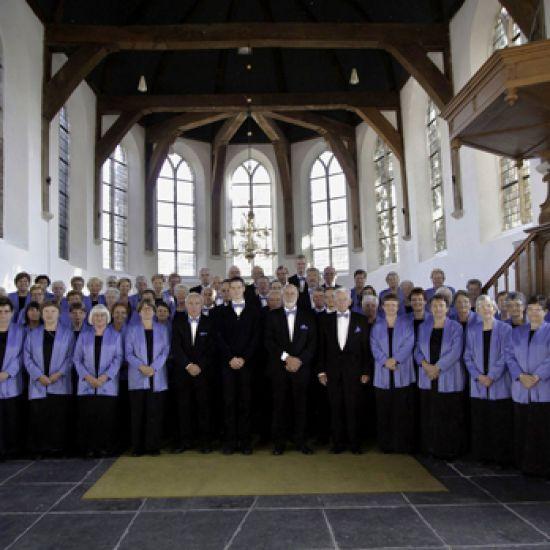 CGK Hosanna, Deo Sacrum, Rozenburgs mannenkoor met solisten