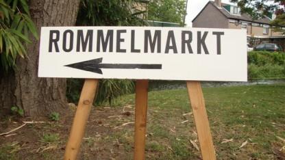 Rommelmarkt Zevenhuizen open op afspraak