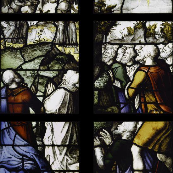 Vesper in de Sint Jan