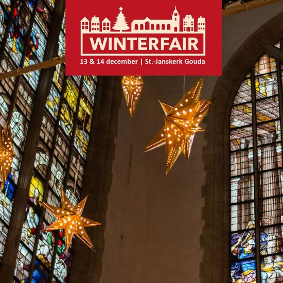 Winterfair in de Sint-Jan Gouda