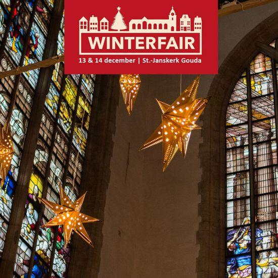 Winterfair in de Sint-Jan Gouda