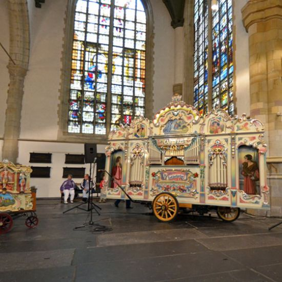 Dubbelconcert Hoofdorgel Sint-Jan met 'De Lekkerkerker' | Slotconcert Orgeldag/OMD