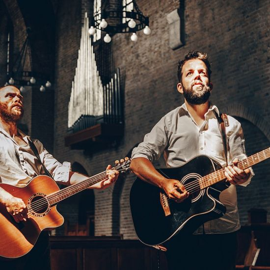 The Bowery: Release-concert 'Mountains & Valleys'