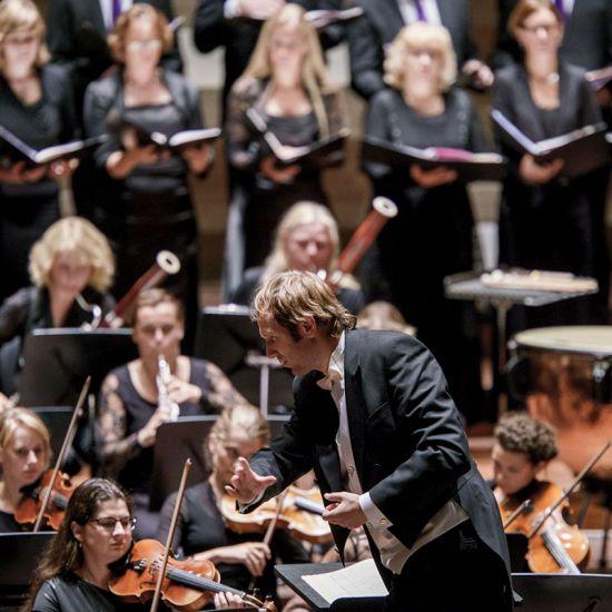J.S. Bach: Matthäus Passion - Ars Musica Concertkoor en Orkest